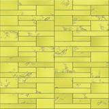 Yellow grunge blocks Royalty Free Stock Photo