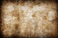 Yellow grunge textured abstract background vector illustration