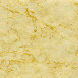 Yellow handmade paper. With pattern Stock Photography
