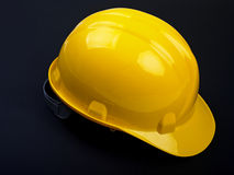 Yellow Hardhat Royalty Free Stock Photography