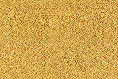 Yellow harmonic house wall. In detail stock photos