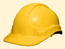 Yellow Hat Stock Images