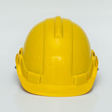 Yellow hat Stock Image