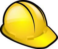 Yellow, Headgear, Hard Hat, Personal Protective Equipment stock photo