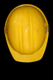 Yellow Helmet. For Workers royalty free stock images