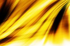 Yellow high technology Abstract background.  royalty free illustration