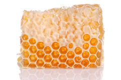 Yellow honey Stock Images