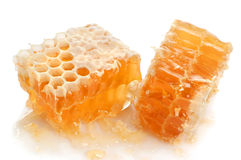 Yellow honey Royalty Free Stock Photography
