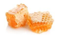 Yellow honey Royalty Free Stock Photography