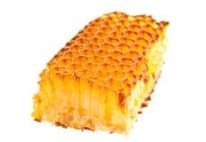 Yellow honeycomb Royalty Free Stock Photo