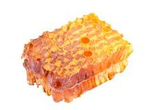 Yellow honeycomb Stock Photos