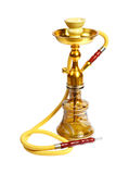 Yellow Hookah Royalty Free Stock Photo