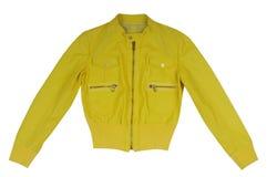 Yellow jacket isolated Stock Images