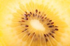 Yellow kiwi Royalty Free Stock Photos