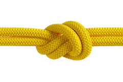 Free Yellow Knot Royalty Free Stock Photo - 12652105
