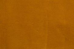 Yellow leather background Stock Photo