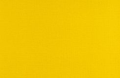 Yellow leather background Royalty Free Stock Photos