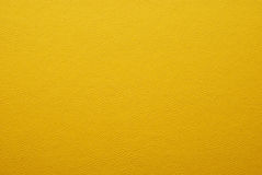 Yellow leather texture Royalty Free Stock Image