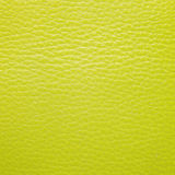 Yellow leather texture Stock Photography