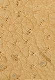 Yellow leather texture or background. Abstract yellow leather texture or and background Royalty Free Stock Images