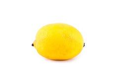 Yellow lemon Stock Image