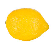Yellow lemon Royalty Free Stock Photos