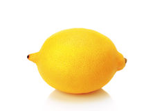 yellow lemon. Stock Image