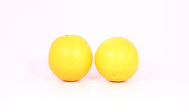 Yellow Lemon Stock Image