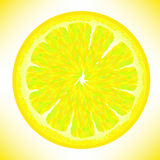 Yellow Lemon Royalty Free Stock Photography