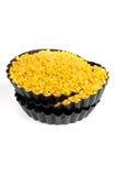 Yellow lentil  Stock Photos