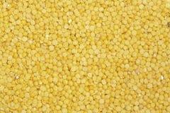 Yellow Lentil Stock Photography