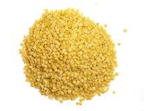 Yellow Lentil Royalty Free Stock Photos