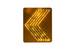 Yellow light Royalty Free Stock Photos
