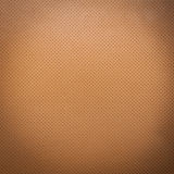 Yellow or light brown natural leather background Royalty Free Stock Photography