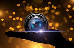 Yellow, Light, Photography, Camera Lens Royalty Free Stock Image