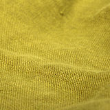 Yellow linen texture for background Royalty Free Stock Image