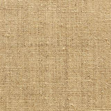 Yellow linen texture for the background Stock Images
