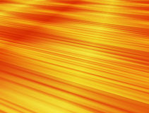 Yellow lines. Yellow and orange lines with texture. abstract illustration Stock Images