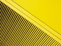 Yellow lines Royalty Free Stock Images