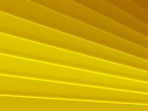 Yellow lines. Abstract geometric background Stock Images