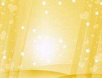 Free Yellow Lovely Background Royalty Free Stock Photos - 43026668