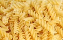 Yellow macaroni Royalty Free Stock Image