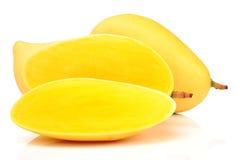 Yellow mango Stock Photos