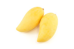 Yellow mango Royalty Free Stock Images