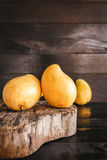 Yellow Mangoes Stock Image