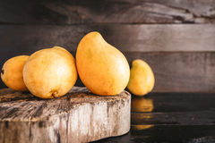 Yellow Mangoes Stock Photos