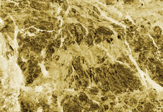 Yellow Marble Texture Royalty Free Stock Photo
