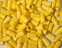 Yellow Marretts background Royalty Free Stock Photography