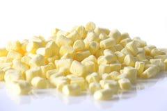 Yellow Marshmallows royalty free stock photos