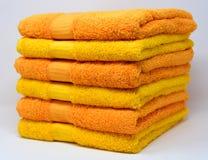 Yellow, Material, Orange, Textile Royalty Free Stock Photos